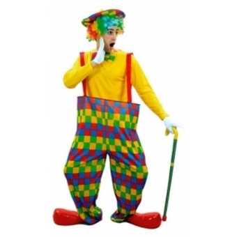 costume clown 1