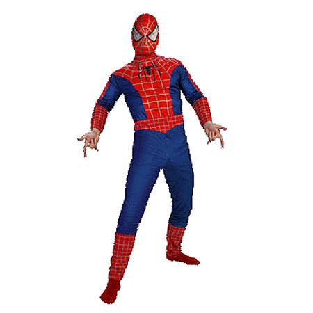 costume spiderman adulte 1. Black Bedroom Furniture Sets. Home Design Ideas