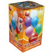 station- hélium