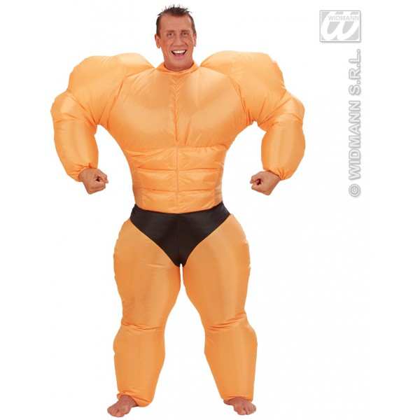 costume air mr muscle