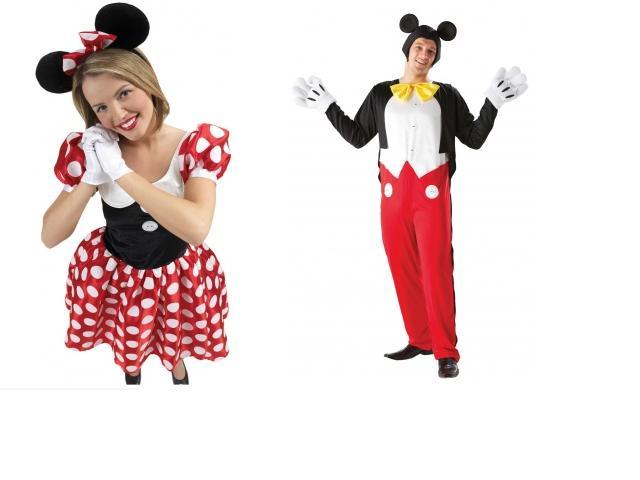costume mickey minnie