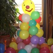 Clown à éclater