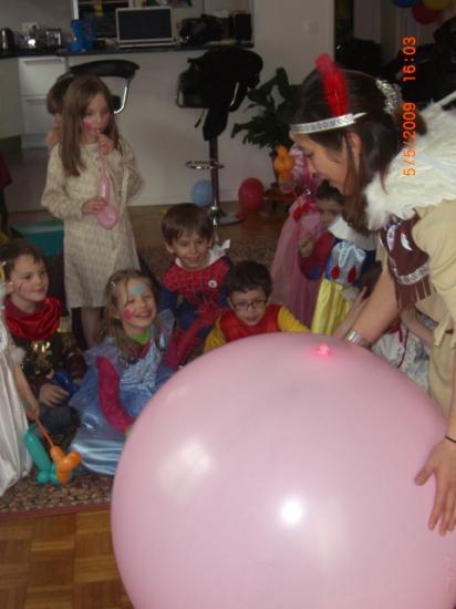 Ballons d'1m Surprise